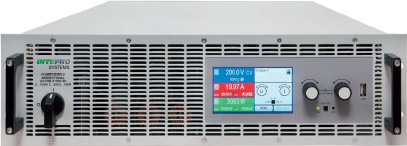 front-panel PSB 9000 BI-DIRECTIONAL PROGRAMMABLE DC SOURCE