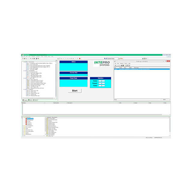 PS-Demo-Program-screen About - Intepro Systems